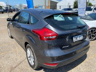 2016 Ford Focus LZ Trend Grey 6 Speed Manual Hatchback.