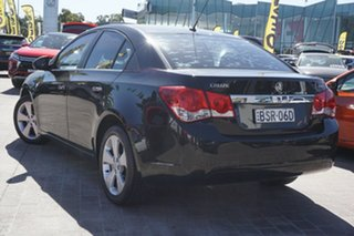 2010 Holden Cruze JG CDX Black 6 Speed Sports Automatic Sedan