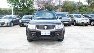 2009 Suzuki Grand Vitara JB MY09 Purple 4 Speed Automatic Hardtop.