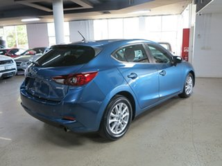 2018 Mazda 3 BN5478 Maxx SKYACTIV-Drive Sport Blue 6 Speed Sports Automatic Hatchback