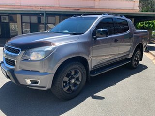 2015 Holden Colorado RG MY16 Z71 Crew Cab Grey 6 Speed Manual Utility
