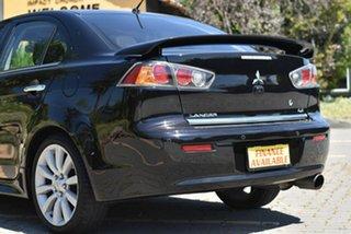 2014 Mitsubishi Lancer CJ MY14.5 LX Black 5 Speed Manual Sedan