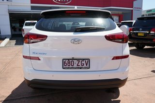 2019 Hyundai Tucson TL4 MY20 Active (2WD) White 6 Speed Automatic Wagon