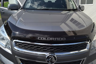 2015 Holden Colorado RG MY16 LS-X Crew Cab Grey 6 Speed Sports Automatic Utility