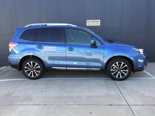 2017 Subaru Forester S4 MY17 XT CVT AWD Premium Blue 8 Speed Constant Variable Wagon.