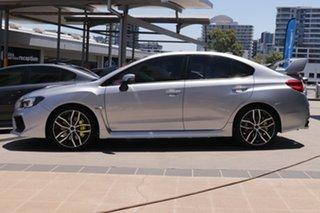2020 Subaru WRX MY21 STI Spec R (Wing) (AWD) Ice Silver 6 Speed Manual Sedan