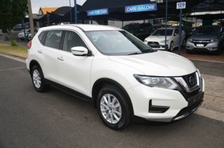 2017 Nissan X-Trail T32 Series 2 ST 7 Seat (2WD) White Continuous Variable Wagon.