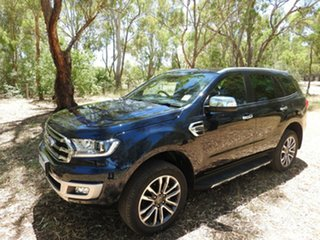 Ford Everest Titanuim Blue Automatic SUV