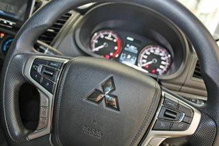 2018 Mitsubishi Triton MR MY19 GLX (4x4) White 6 Speed Automatic Double Cab Pick Up