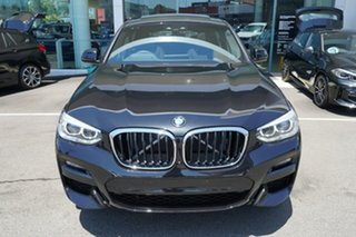 2019 BMW X4 G02 xDrive20i M Sport Black Sapphire 8 Speed Automatic Steptronic Wagon