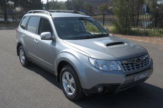 2011 Subaru Forester S3 MY11 2.0D AWD Silver 6 Speed Manual Wagon.