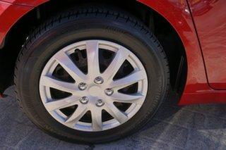 2012 Holden Cruze JH Series II MY12 CD Red 6 Speed Manual Sedan