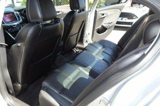 2015 Holden Commodore VF II MY16 SS V Redline Silver 6 Speed Sports Automatic Sedan