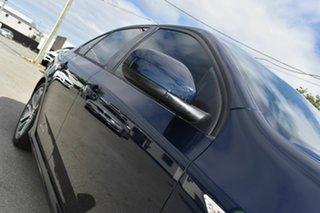 2012 Ford Falcon FG MK2 XR6T Blue 6 Speed Auto Seq Sportshift Sedan