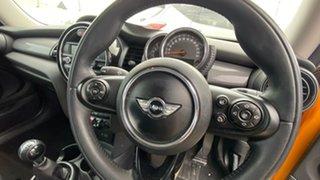 2015 Mini Hatch F56 Cooper Orange 6 Speed Manual Hatchback.