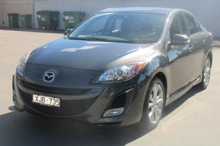 2009 Mazda 3 BL SP25 Grey 5 Speed Automatic Sedan.