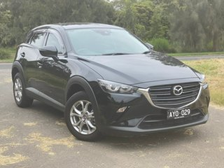 2019 Mazda CX-3 DK Maxx Sport Black Sports Automatic Wagon.