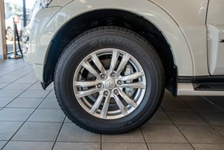 2020 Mitsubishi Pajero NX MY21 Exceed Warm White 5 Speed Sports Automatic Wagon