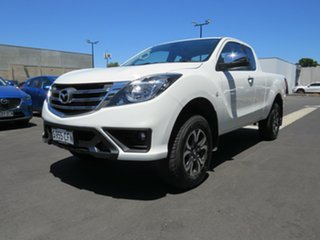 2019 Mazda BT-50 UR0YG1 XTR Freestyle White 6 Speed Sports Automatic Utility.