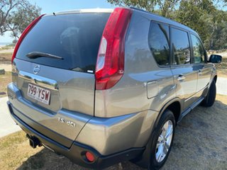 2012 Nissan X-Trail T31 Series V TS Grey 6 Speed Sports Automatic Wagon