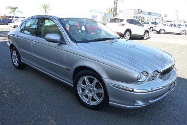 Used Jaguar X-Type SE Cheltenham, 2002 Jaguar X-Type SE Silver 5 Speed Automatic Sedan