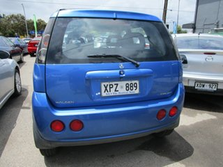 2002 Holden Cruze YG Blue 5 Speed Manual Wagon