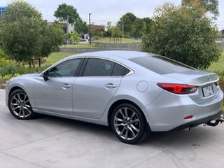 2017 Mazda 6 GL1031 Atenza SKYACTIV-Drive Grey 6 Speed Sports Automatic Sedan