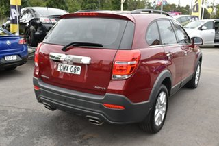 2017 Holden Captiva CG MY17 Active 2WD Red 6 Speed Sports Automatic Wagon.