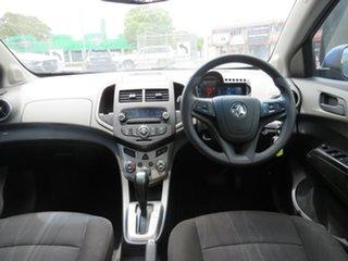 2012 Holden Barina Hatchback