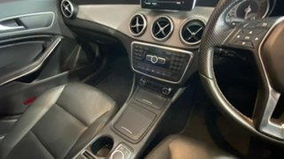 2014 Mercedes-Benz CLA-Class C117 CLA200 CDI DCT Black 7 Speed Sports Automatic Dual Clutch Coupe