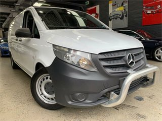 2016 Mercedes-Benz Vito 447 119BlueTEC White Sports Automatic Van.