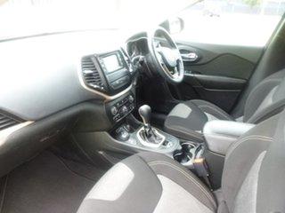 2014 Jeep Cherokee KL Longitude Grey Sports Automatic Wagon