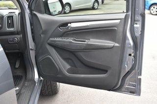 2017 Holden Colorado RG MY17 Z71 Pickup Crew Cab Grey 6 Speed Manual Utility