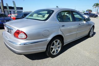 2002 Jaguar X-Type SE Silver 5 Speed Automatic Sedan
