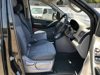 2011 Hyundai iLOAD TQ-V MY11 Black 5 Speed Sports Automatic Van