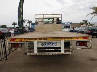 2010 Isuzu FRR MZW FRR500 Long White Tray