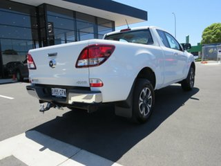 2019 Mazda BT-50 UR0YG1 XTR Freestyle White 6 Speed Sports Automatic Utility