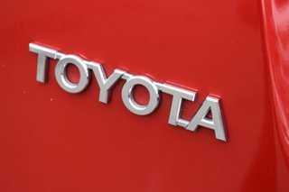 2014 Toyota RAV4 ALA49R MY14 GXL AWD Red 6 Speed Sports Automatic Wagon