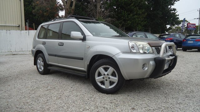 Used Nissan X-Trail T30 II MY06 ST-S X-Treme Seaford, 2006 Nissan X-Trail T30 II MY06 ST-S X-Treme Silver 4 Speed Automatic Wagon