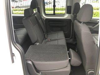 2020 Volkswagen Caddy 2K MY20 TSI220 Maxi DSG Trendline White 7 Speed Sports Automatic Dual Clutch