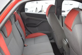 2010 Ford Focus LV XR5 Turbo Red 6 Speed Manual Hatchback