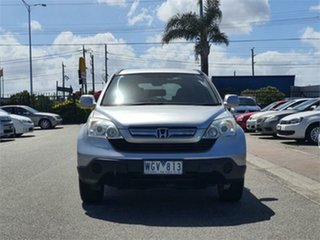 2007 Honda CR-V RE Sport Silver Automatic Wagon.