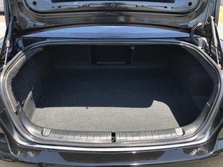 2008 Holden Commodore VE MY09 SS Black 6 Speed Manual Sedan