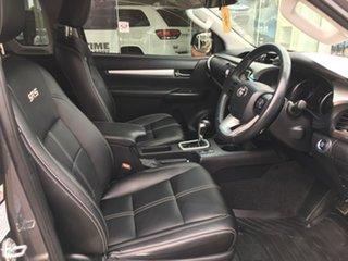2018 Toyota Hilux GUN126R SR5 Grey Sports Automatic