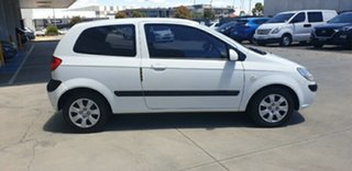 2010 Hyundai Getz TB MY09 S White 4 Speed Automatic Hatchback.