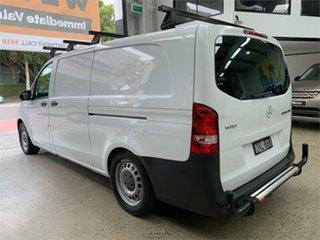 2016 Mercedes-Benz Vito 447 119BlueTEC White Sports Automatic Van