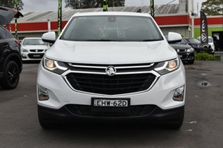 2020 Holden Equinox EQ MY20 LT FWD White 6 Speed Sports Automatic Wagon