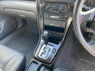2002 Subaru Liberty MY02 GX (AWD) Silver 4 Speed Automatic Wagon