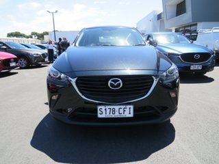 2015 Mazda CX-3 DK2W7A Neo SKYACTIV-Drive Black 6 Speed Sports Automatic Wagon.