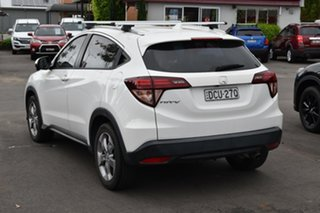 2016 Honda HR-V MY16 VTi White 1 Speed Constant Variable Hatchback.